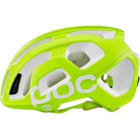 POC Octal Kask rowerowy żółty/zielony